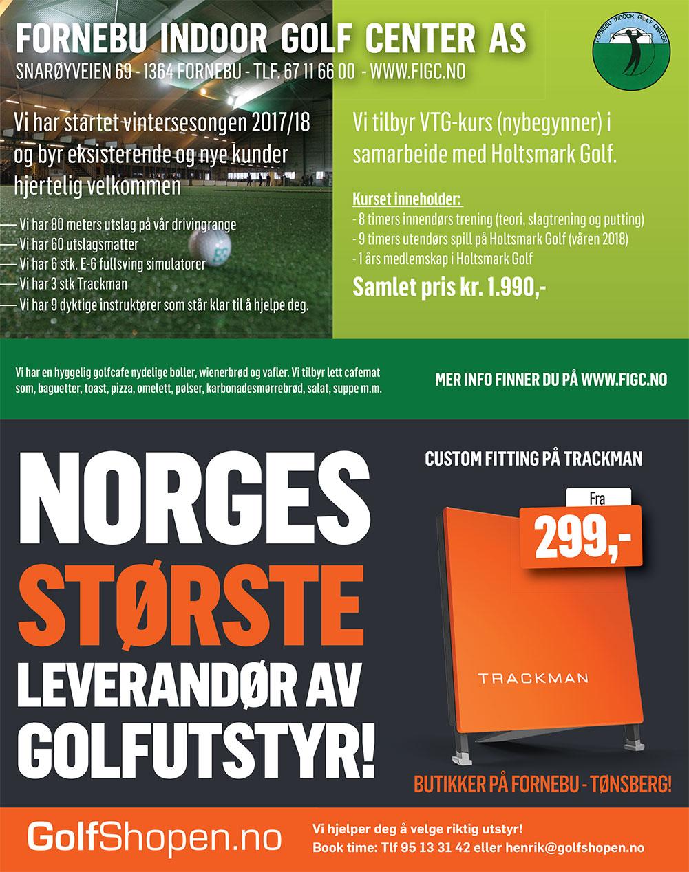 6246de57 NORSK GOLF